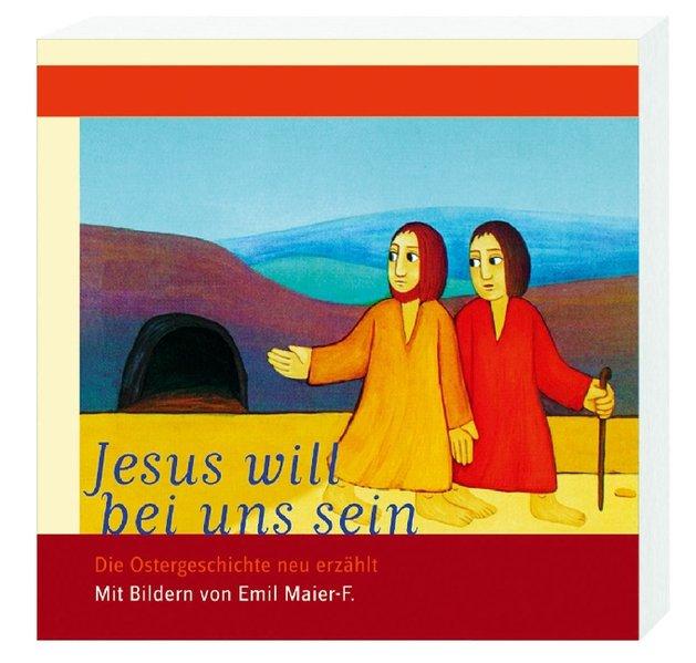 Jesus will bei uns sein