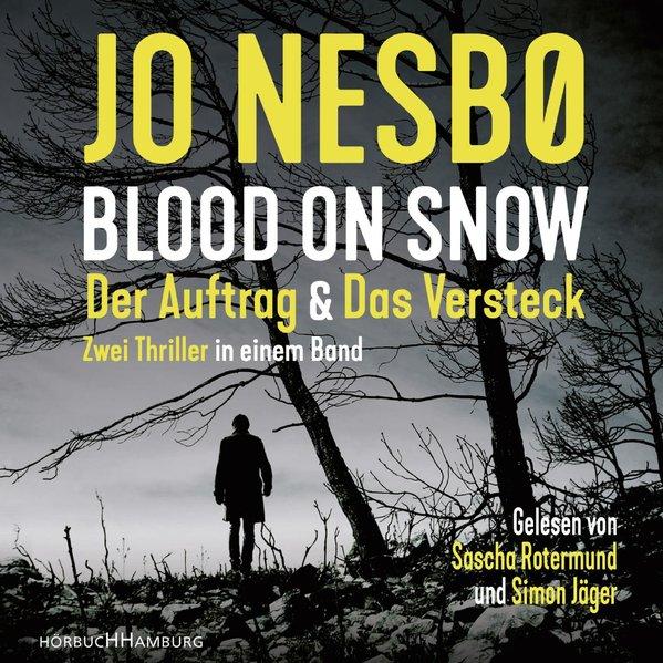 Blood on Snow. Der Auftrag & Das Versteck (Audio-CD)