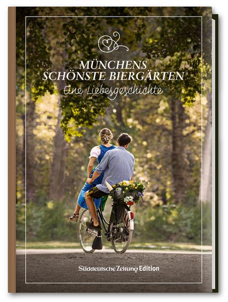 Zefix! Biergartenführer - Münchens schönste Biergärten