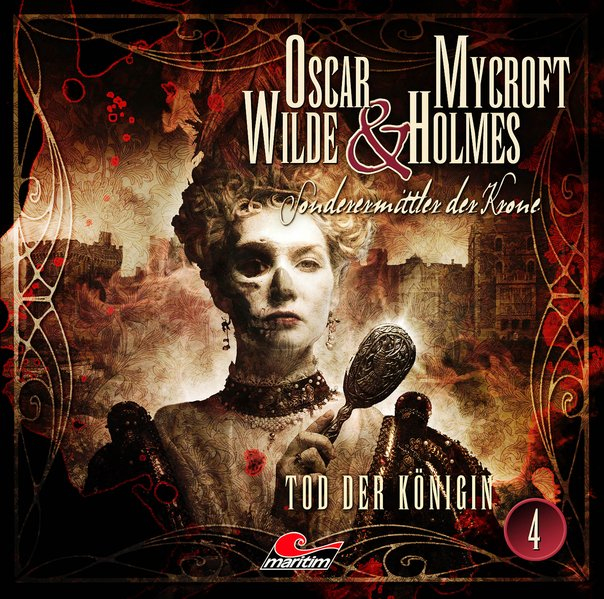 Oscar Wilde & Mycroft Holmes - Folge 04 (Audio-CD)
