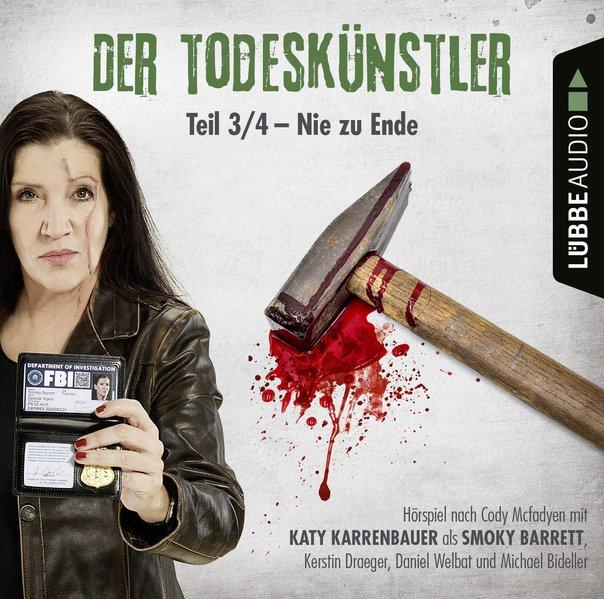 Der Todeskünstler - Teil 3/4 (Audio-CD)