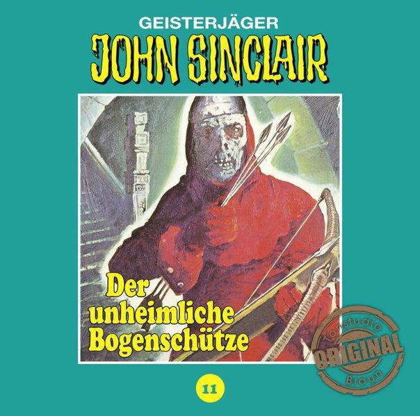 John Sinclair Tonstudio Braun - Folge 11 (Audio-CD)