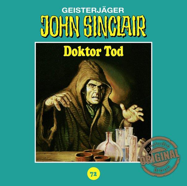 John Sinclair Tonstudio Braun - Folge 72 (Audio-CD)