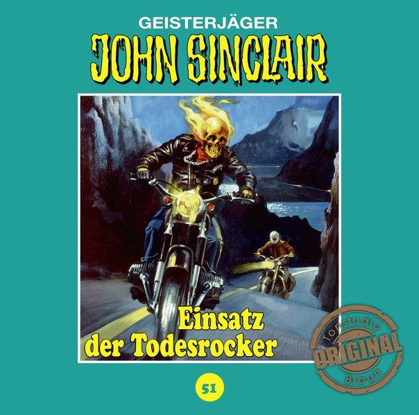 John Sinclair Tonstudio Braun - Folge 51 (Audio-CD)
