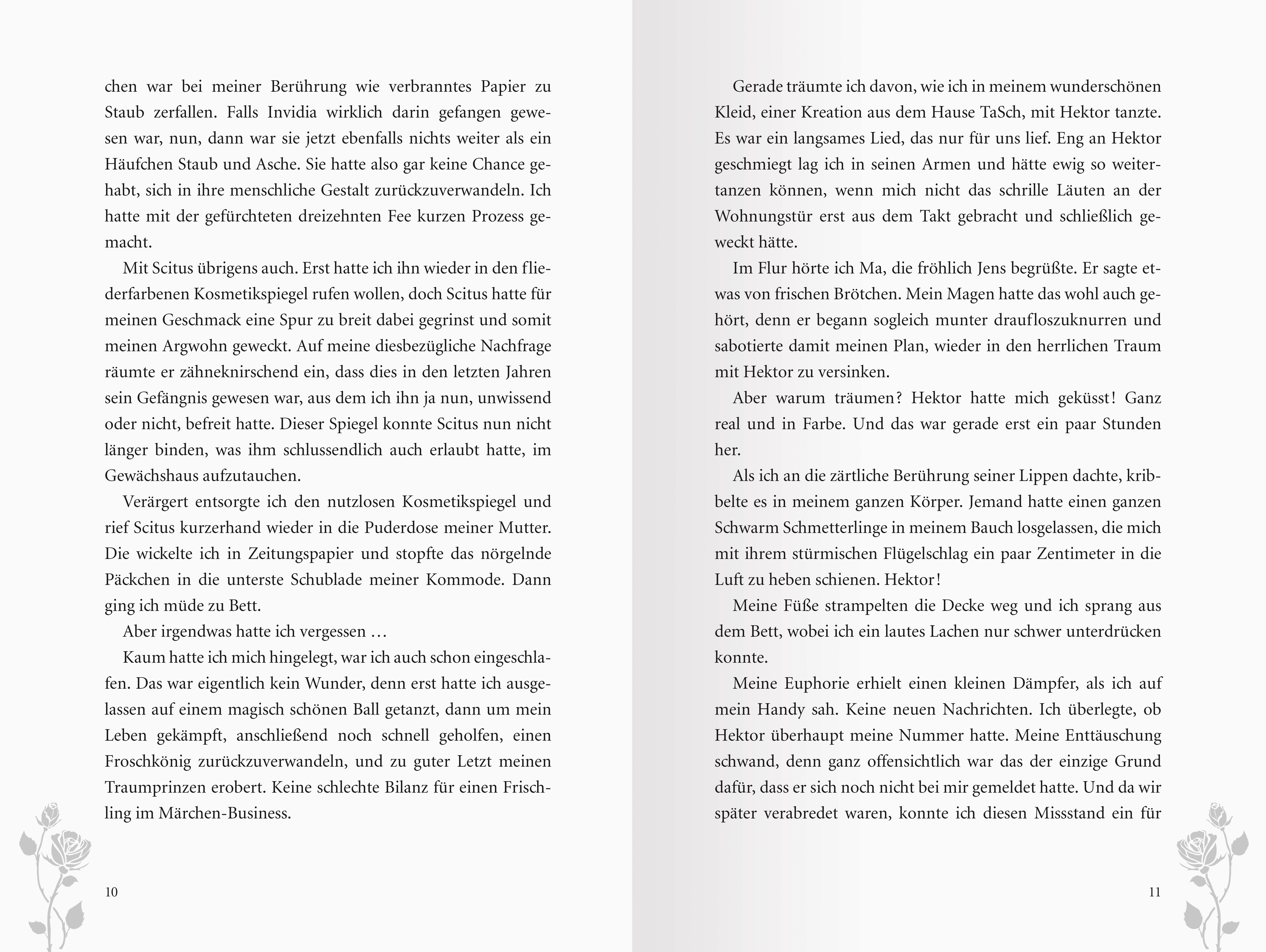 Märchenfluch, Band 2: Die Rache der Fee