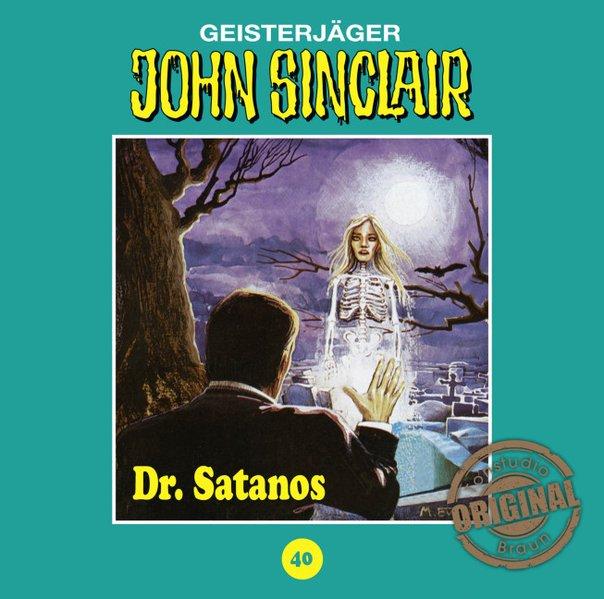 John Sinclair Tonstudio Braun - Folge 40 (Audio-CD)