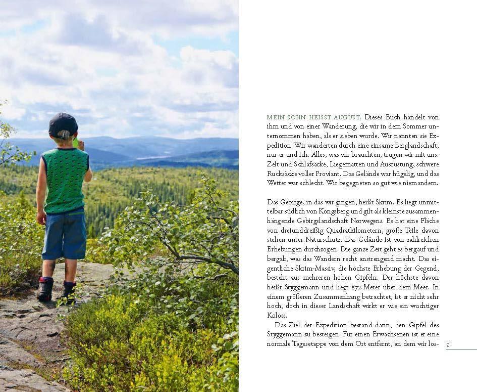 Mein Sohn und der Berg