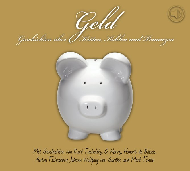 Geld (Audio-CD)