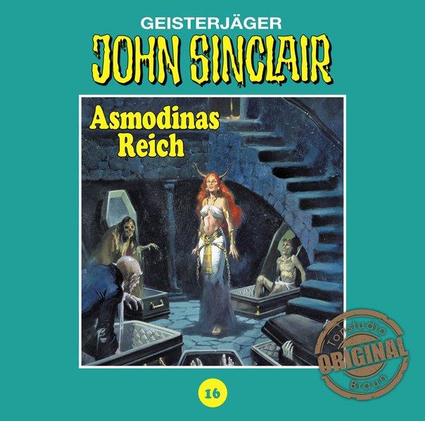 John Sinclair Tonstudio Braun - Folge 16 (Audio-CD)