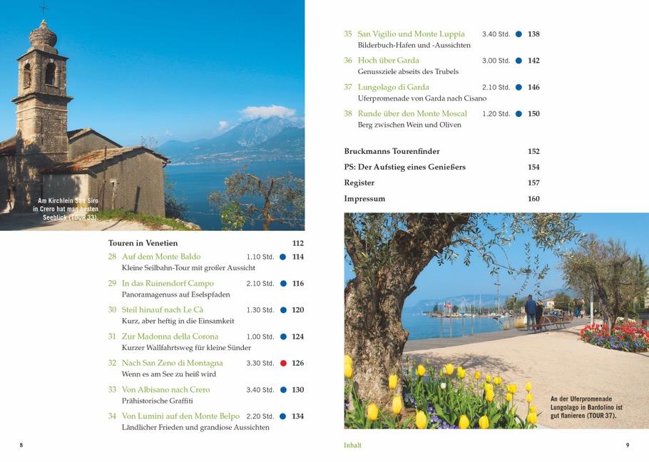 Wandergenuss Gardasee