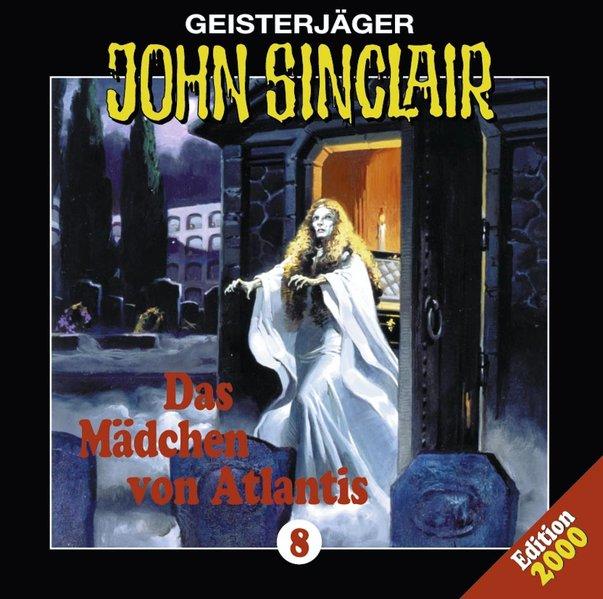 John Sinclair - Folge 8 (Audio-CD)