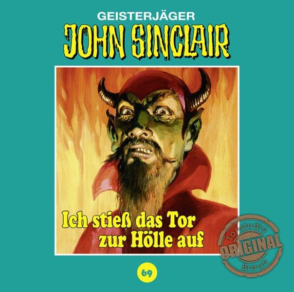 John Sinclair Tonstudio Braun - Folge 69 (Audio-CD)