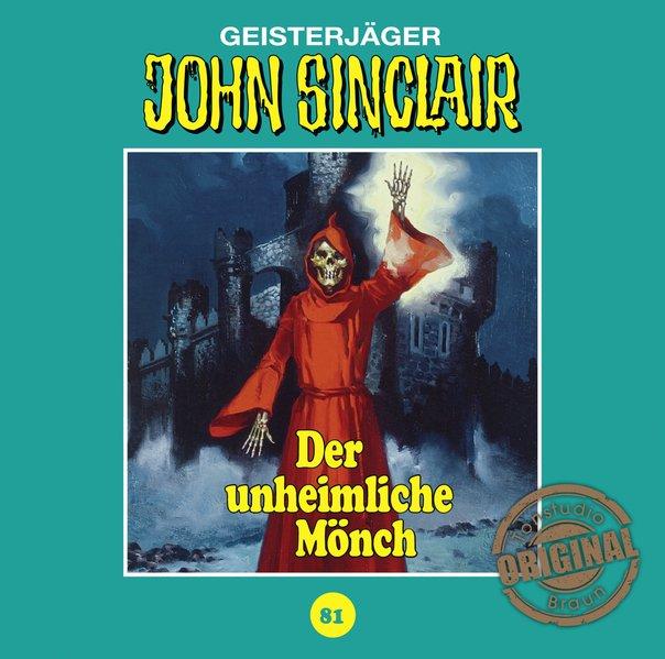 John Sinclair Tonstudio Braun - Folge 81 (Audio-CD)