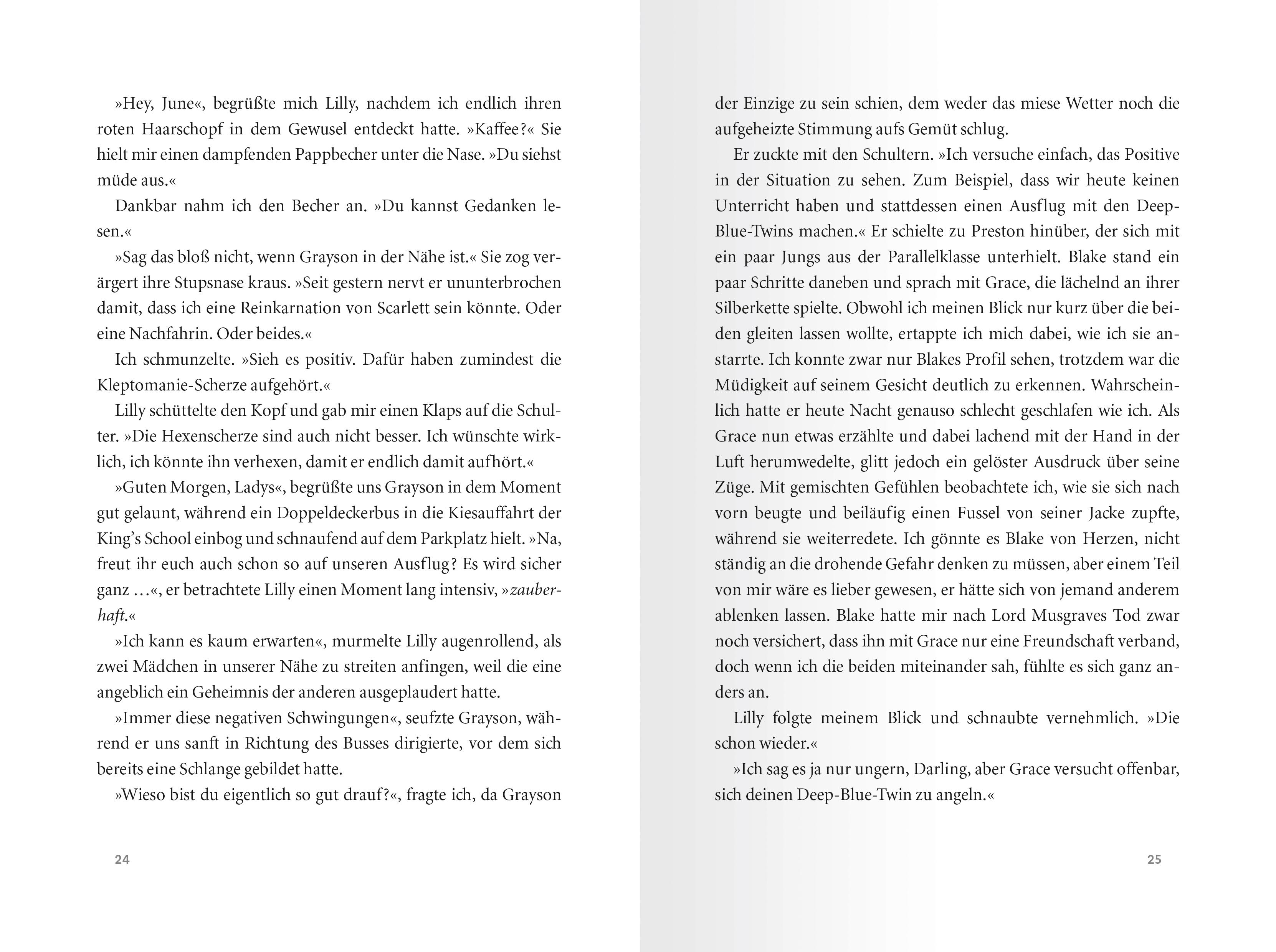 Ein Augenblick für immer. Das dritte Buch der Lügenwahrheit, Band 3