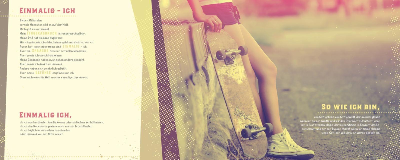 Mit dir kann ich über Mauern springen