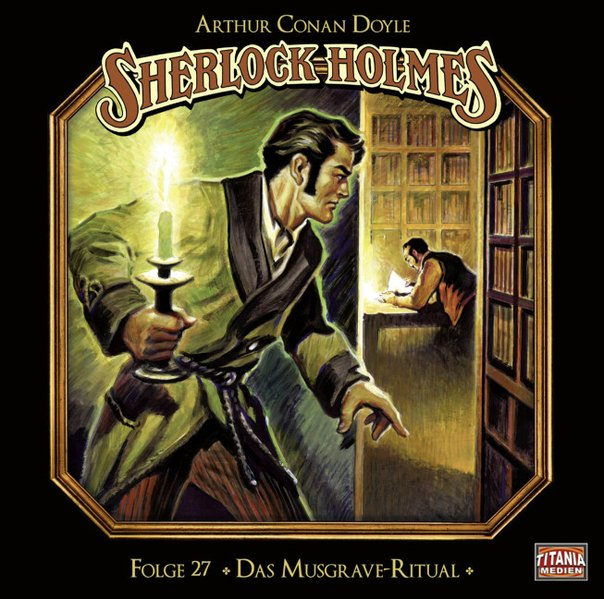Sherlock Holmes - Folge 27 (Audio-CD)