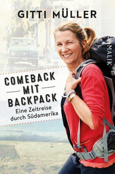 Comeback mit Backpack