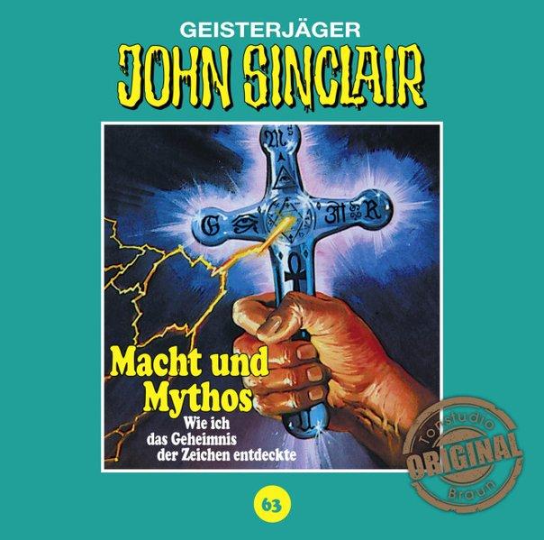 John Sinclair Tonstudio Braun - Folge 63 (Audio-CD)