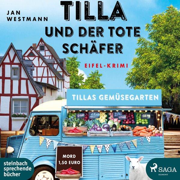 Tilla und der tote Schäfer (Audio-CD)