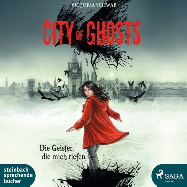 City of Ghosts - Die Geister, die mich riefen (Audio-CD)