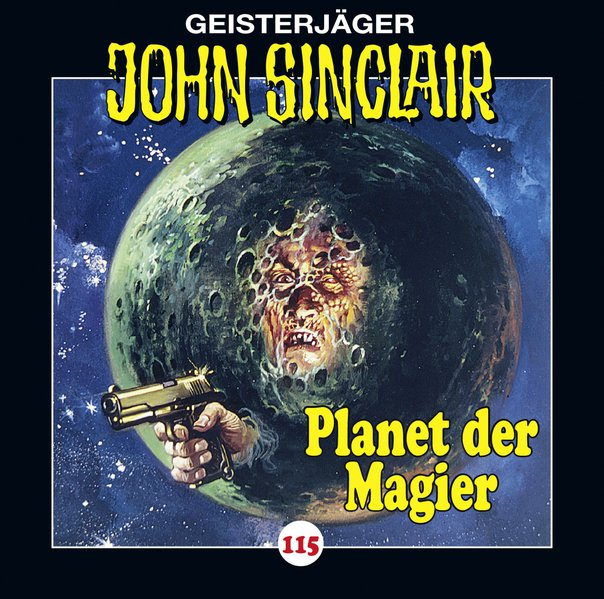John Sinclair - Folge 115 (Audio-CD)