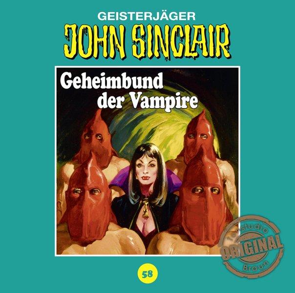 John Sinclair Tonstudio Braun - Folge 58 (Audio-CD)