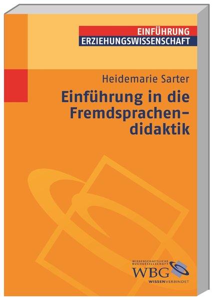 Einführung in die Fremdsprachendidaktik