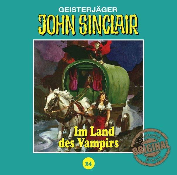 John Sinclair Tonstudio Braun - Folge 24 (Audio-CD)