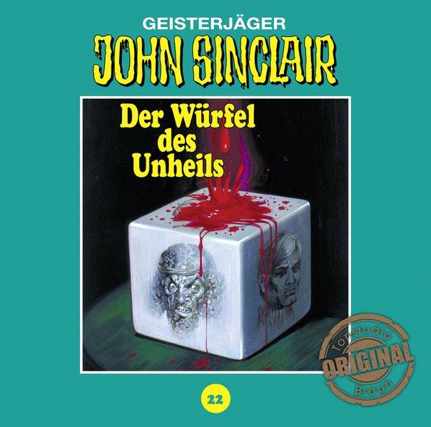 John Sinclair Tonstudio Braun - Folge 22 (Audio-CD)