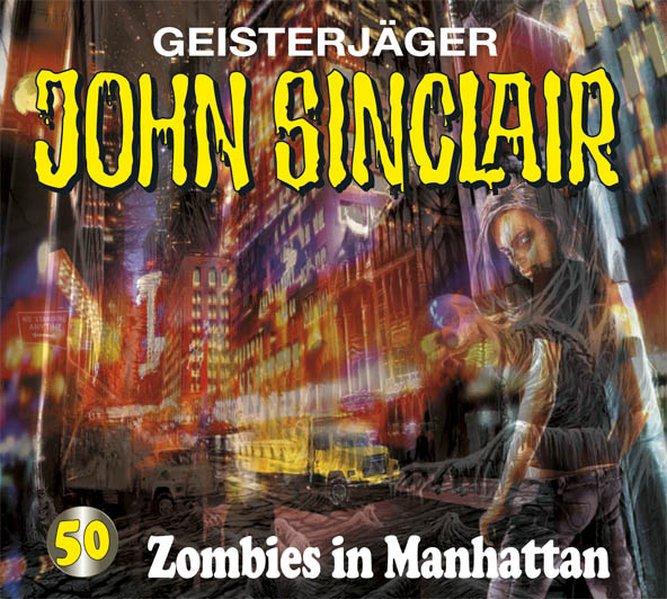 John Sinclair - Folge 50 (Audio-CD)