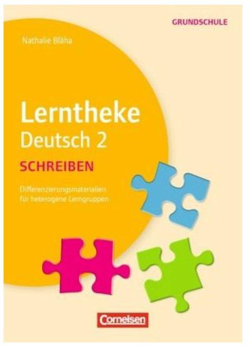 Lerntheke Grundschule - Deutsch / Schreiben 2