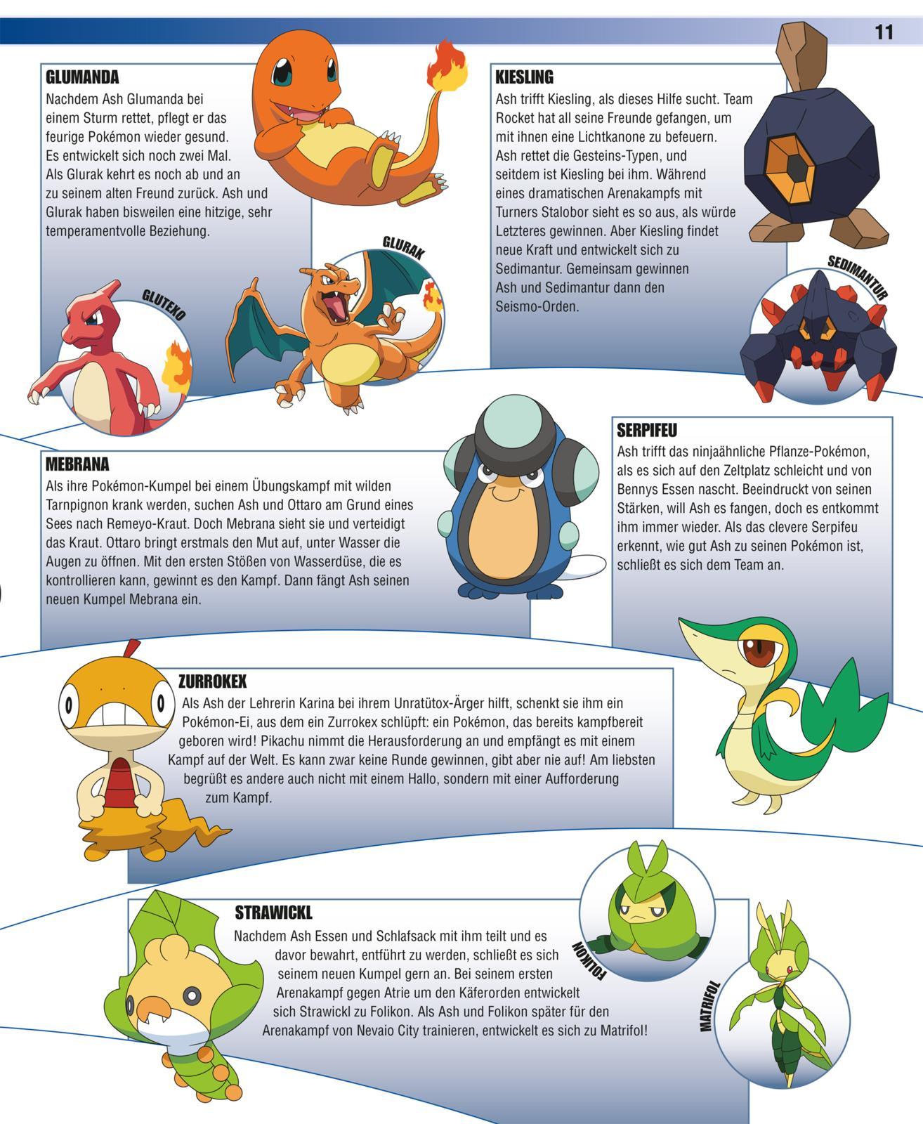 Pokémon: Das große Lexikon