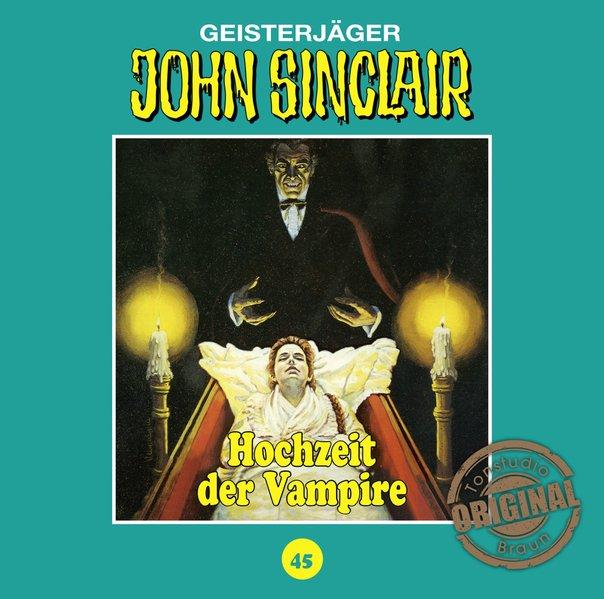 John Sinclair Tonstudio Braun - Folge 45 (Audio-CD)