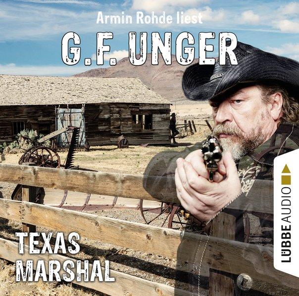 Texas-Marshal (Audio-CD)