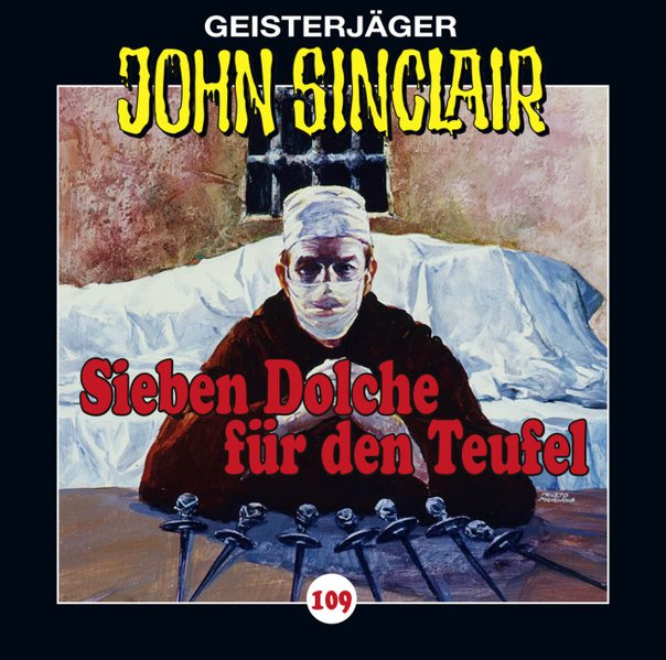 John Sinclair - Folge 109 (Audio-CD)