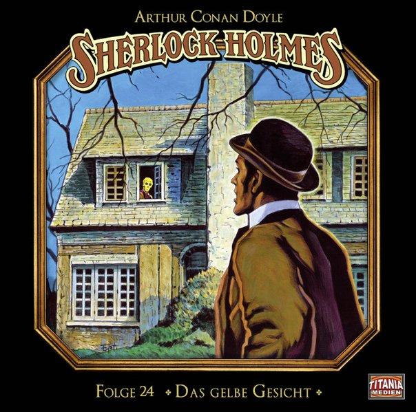 Sherlock Holmes - Folge 24 (Audio-CD)