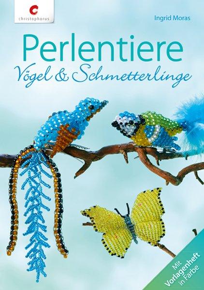 Perlentiere - Vögel & Schmetterlinge