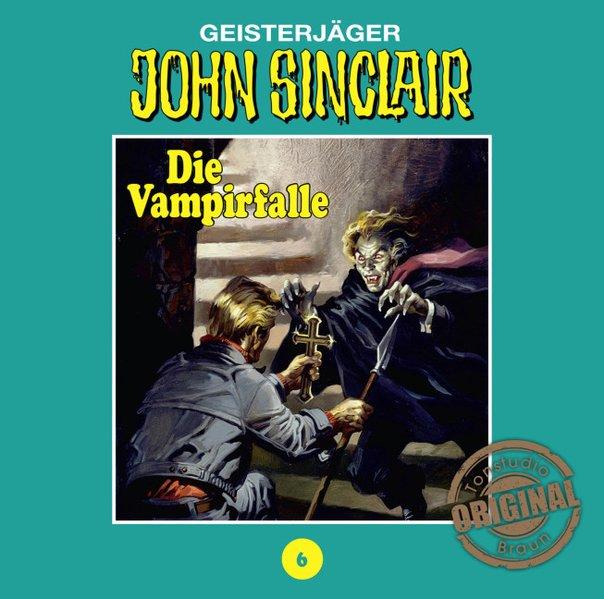 John Sinclair Tonstudio Braun - Folge 06 (Audio-CD)
