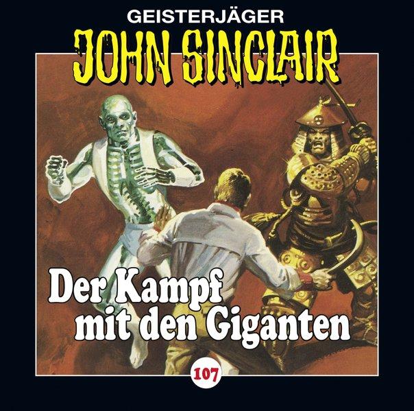 John Sinclair - Folge 107 (Audio-CD)