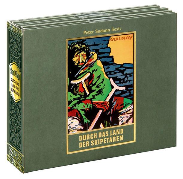 Durch das Land der Skipetaren (Audio-CD)