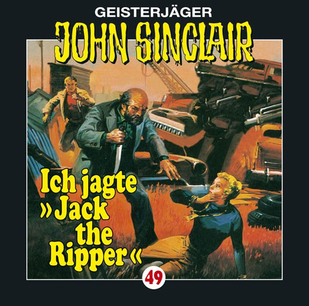 John Sinclair - Folge 49 (Audio-CD)