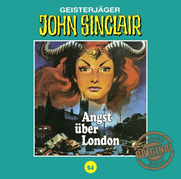 John Sinclair Tonstudio Braun - Folge 54 (Audio-CD)