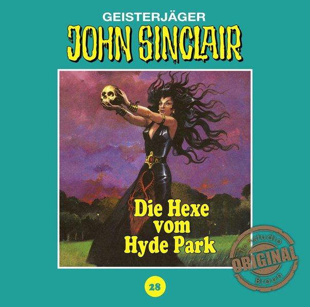 John Sinclair Tonstudio Braun - Folge 28 (Audio-CD)