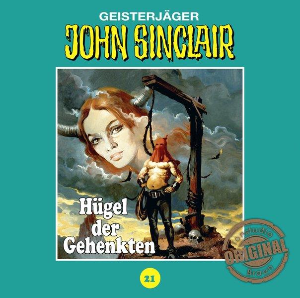 John Sinclair Tonstudio Braun - Folge 21 (Audio-CD)