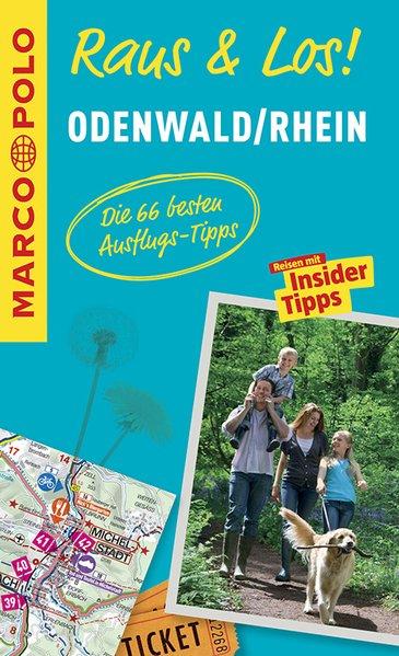 MARCO POLO Raus & Los! Odenwald, Rhein