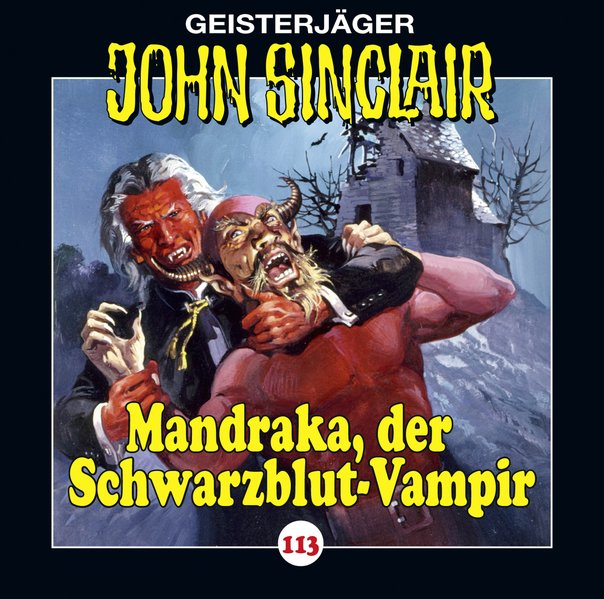John Sinclair - Folge 113 (Audio-CD)