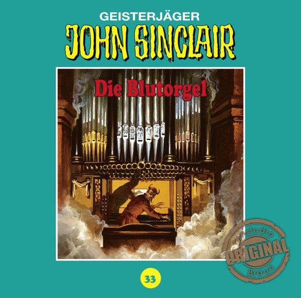 John Sinclair Tonstudio Braun - Folge 33 (Audio-CD)