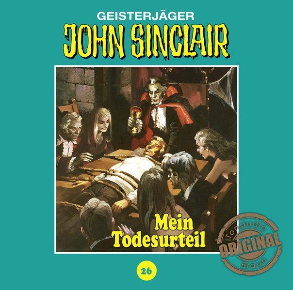 John Sinclair Tonstudio Braun - Folge 26 (Audio-CD)