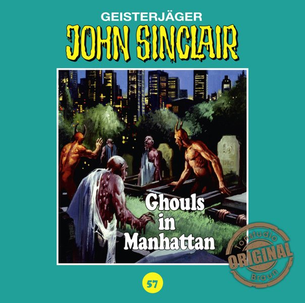 John Sinclair Tonstudio Braun - Folge 57 (Audio-CD)