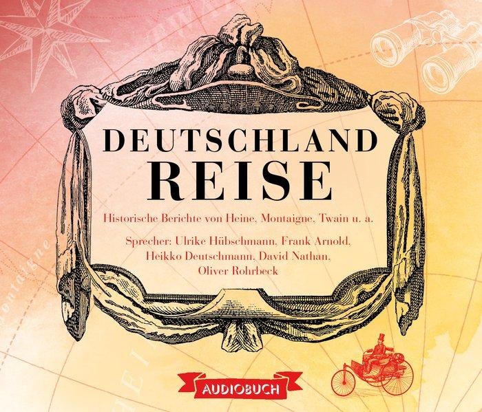 Deutschlandreise (Audio-CD)